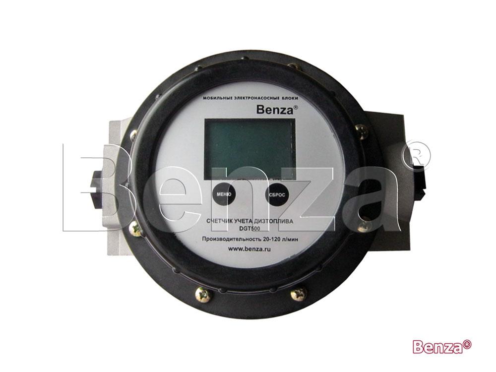 Счетчик топлива DGT500