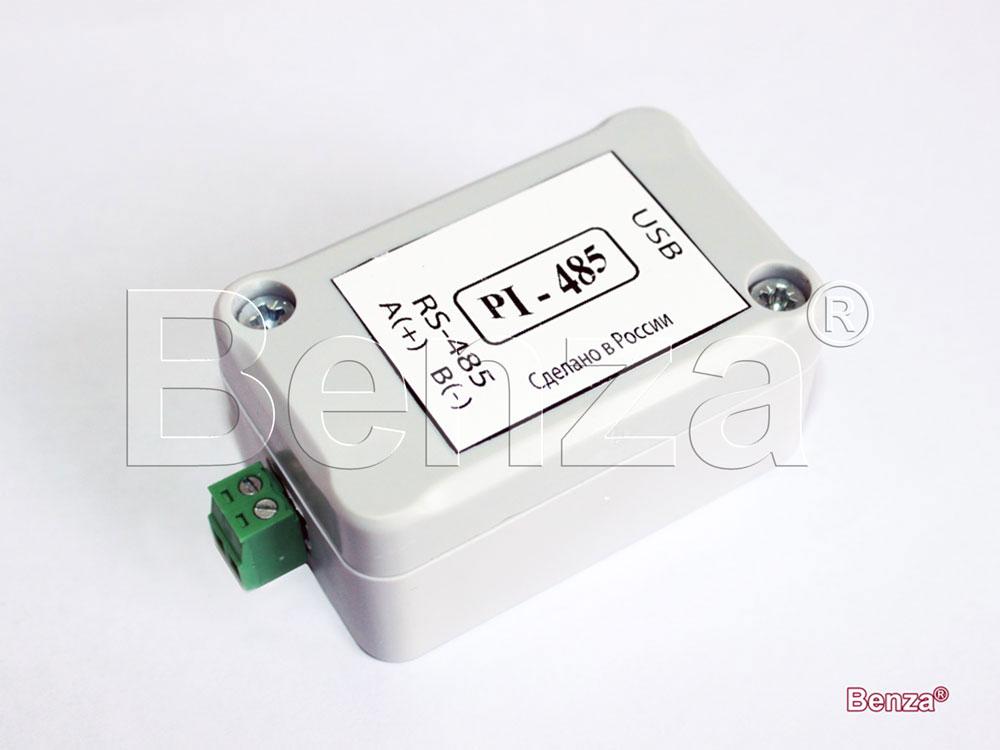 Преобразователь интерфейсов RS-485 - USB